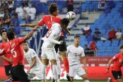 亚洲杯足球赛前瞻:已出线、争头名,中韩面对相同考验