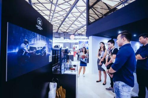 全球引擎研发与游戏研发领军者Epic Games正式确认参展2019 ChinaJoy