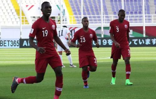 足球竞猜:西亚官网内战,小将助卡塔尔胜出