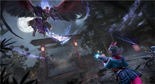 全新版本《樱之终章》上线 首次向神级BOSS宣战