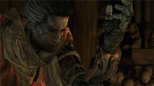 《只狼:影逝二度》精美游戲截圖壁紙欣賞