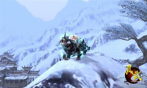 《真武》强者之路开启 神兽坐骑威风凛凛