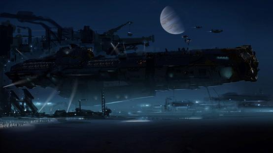 《无畏战舰》:人类是否应该抛弃地球去流浪