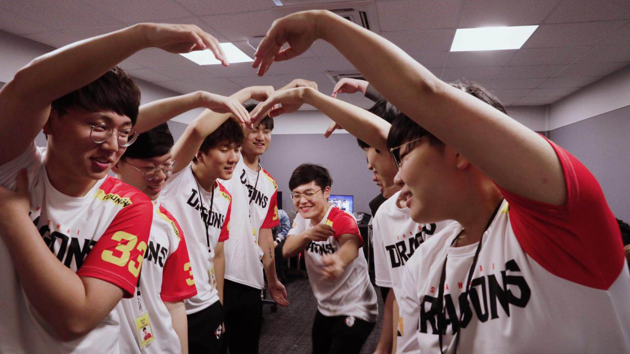守望先锋联赛步入全新节奏 上海龙之队完成新赛季首秀