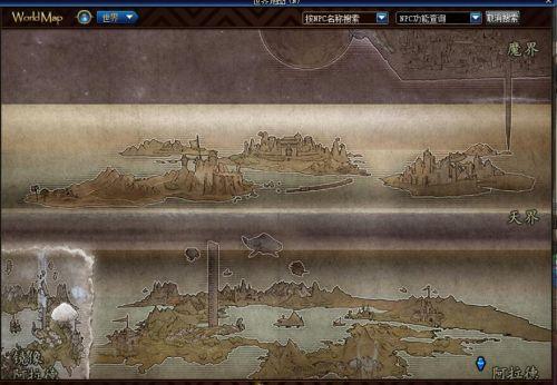 韩服2.14普雷raid更新后 游戏地图变化一览