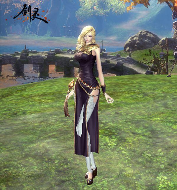 元宵节正确打开方式 《剑灵》多套新时装同步推出
