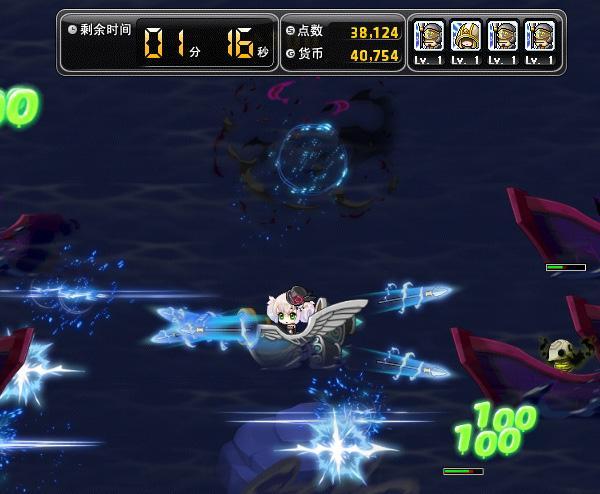 《冒险岛》V160版本上线,与黑魔法师最后的决战!