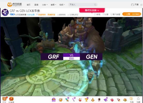 虎牙LCK:GRF轻取9连胜创全新纪录,SKT赢下通讯社大战跟紧脚步