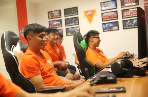專訪山東魯能:既然球迷喜歡電競,那我們就要做到極致