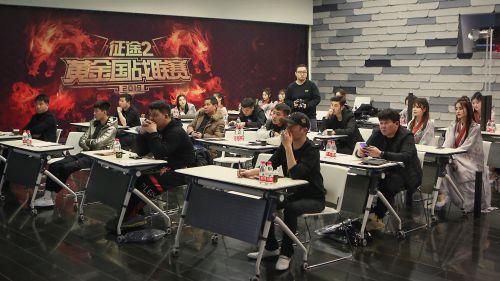 国战电竞开启全民时代 《征途2》2019黄金国战联赛预选赛即将打响