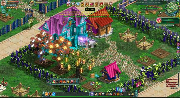 养兵蓄锐《铁血龙魂》庄园系统打造专属领地