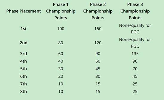 NPL国际授权赛规则 积攒冠军积分代表NPL