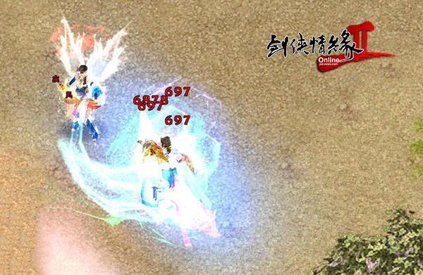 《剑网2》三大流派原画欣赏 血雨腥风势不可挡