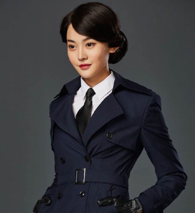 隐形守护者庄晓曼演员信息介绍