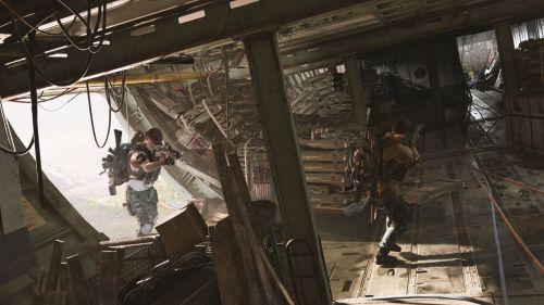 《全境封锁2》高清截图壁纸欣赏