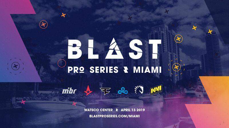 燃烧的椰树林 火猫全程直播CS:GO BLAST迈阿密站