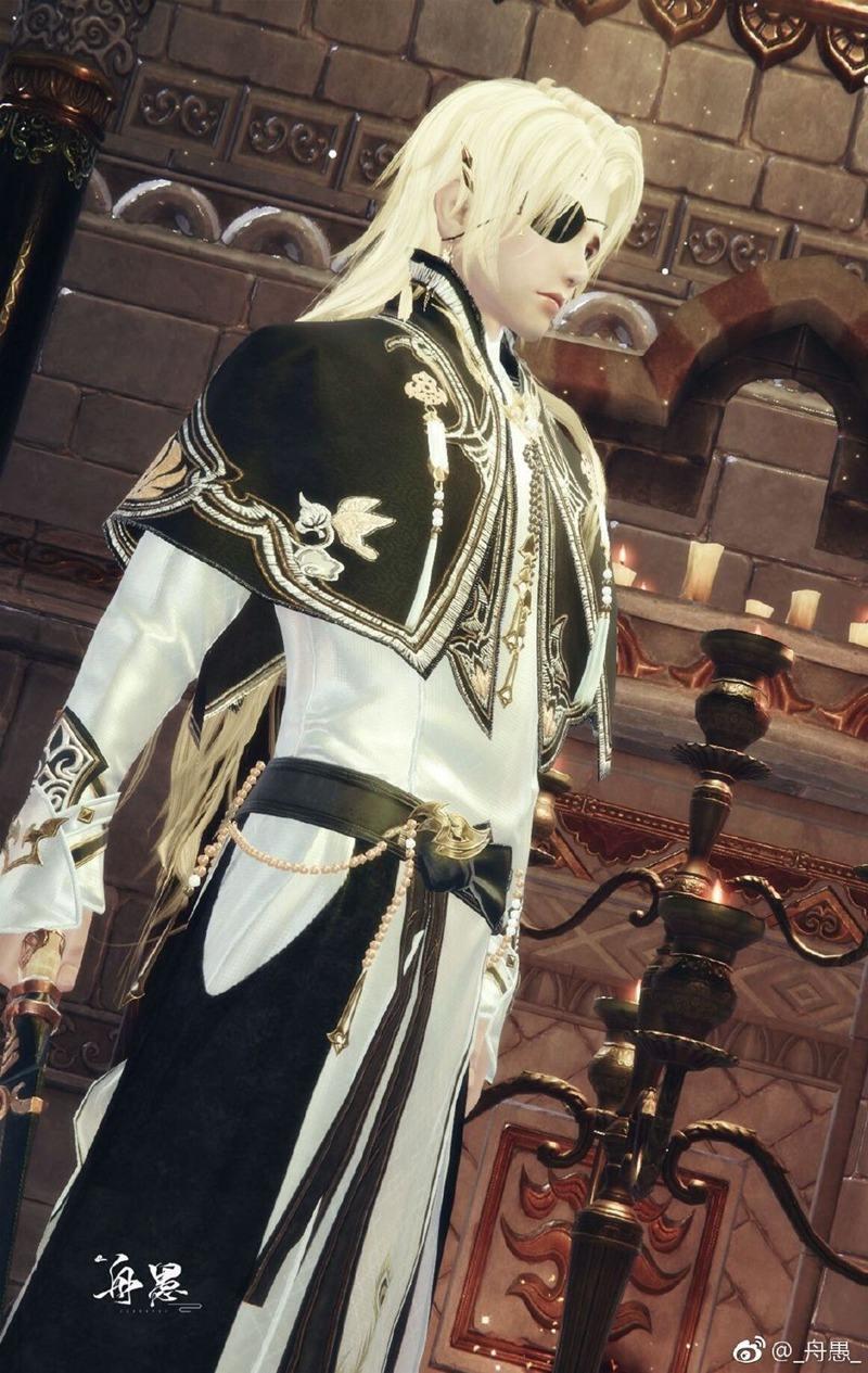 传统古风也新潮 《剑网3》迎来外观新风尚