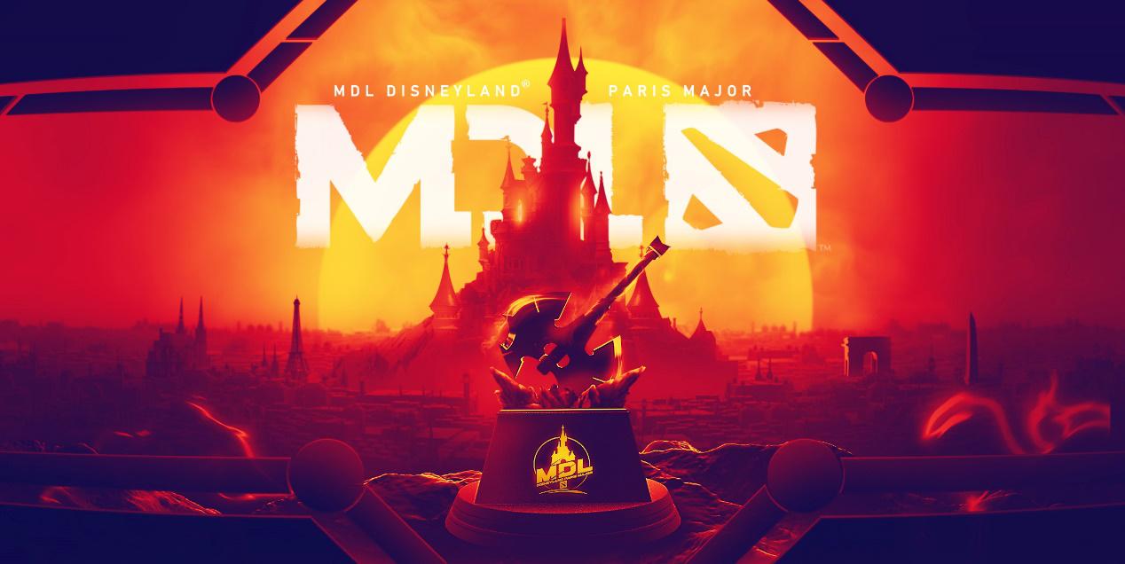 DOTA2 MDL 巴黎 Disneyland? Major中国区海选赛程出炉 火猫全程直播