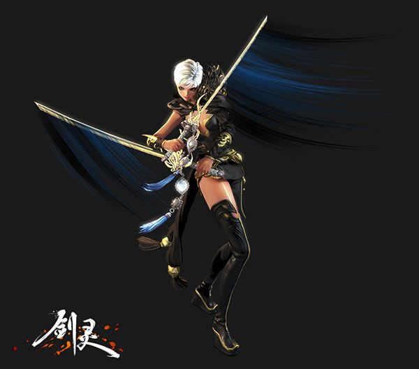 《剑灵》超级觉醒-灵能联盟启动 首发御剑篇预约有礼