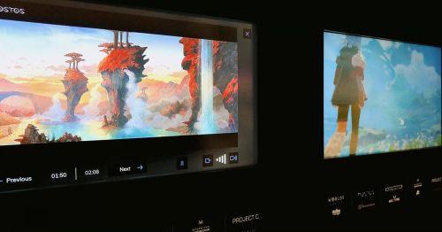 网易自研VR《Nostos》现身GDC,主创阐述游戏制作理念