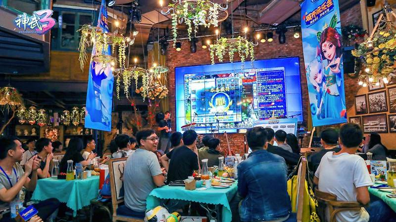 《神武3》城市玩乐会报名 长沙|武汉|南昌|合肥|泉州|成都