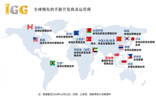 携多款重磅新游,IGG确认参展2019 China Joy BTOB!
