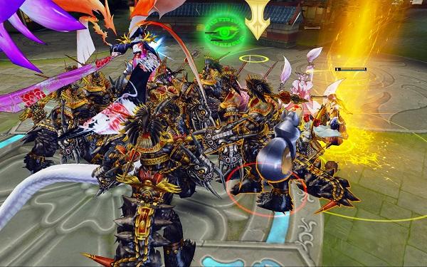 一种玩法多重体验 《红莲之王》PVE试炼等你战!