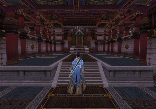 大型3D玄幻网游《降魔录》 明日内测新服