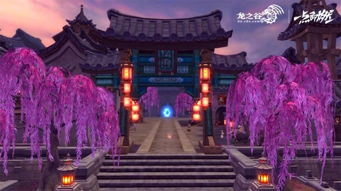 《龙之谷》红莲宫版本10天倒计时!新主城爆料