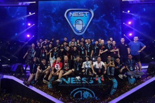 NEST2019:寻找第三方赛事意义的第七年