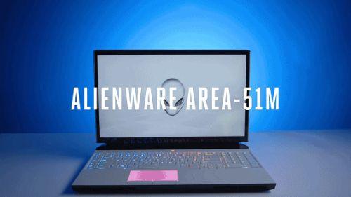 如何用AlienFX™情绪同步光效玩转Area-51m环形灯带