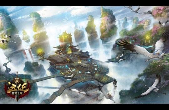 《远征》今日开测,福利大区点燃劲爆新国战!