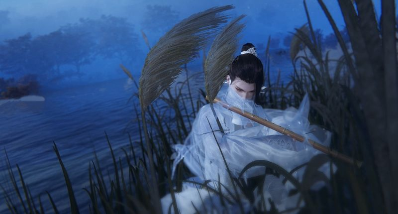 两种风格各有千秋 《剑网3》4月外观玩家返图