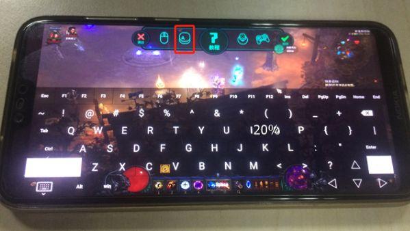 云电脑lol键位设置 云电脑玩英雄键位设置