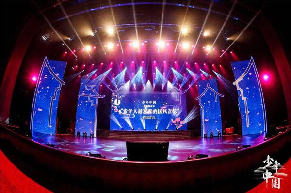 """国风荣光 《剑网3》荣获""""少年中国国风音乐节""""双项大奖"""