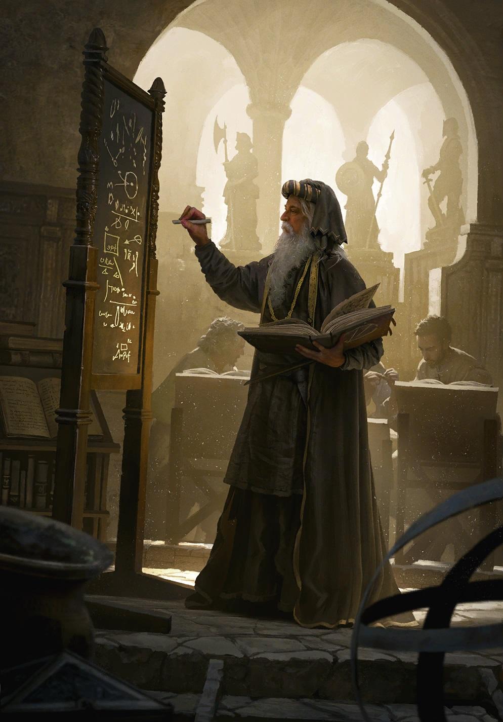 《巫师之昆特牌》人物传之维索戈塔