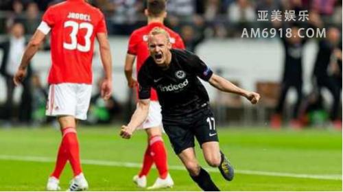 奇迹还在继续亚美am8法兰克福逆袭挺进欧联杯四强