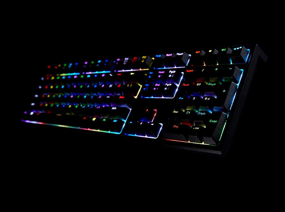 HHKB与REALFORCE燃风静电容键盘确认参展2019 eSmart