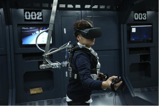 打造沉浸式VR體驗,夢神科技確認參展2019 eSmart!