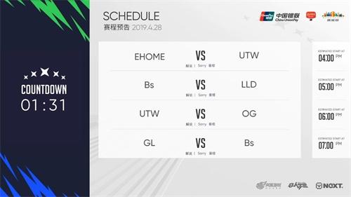 網易電競NeXT春季賽非人學園QwQ杯賽S3,EHOME14連勝進入線下總決賽