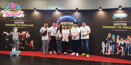 《劲舞团》成韩国电竞正式项目 五一玩家福利大放送