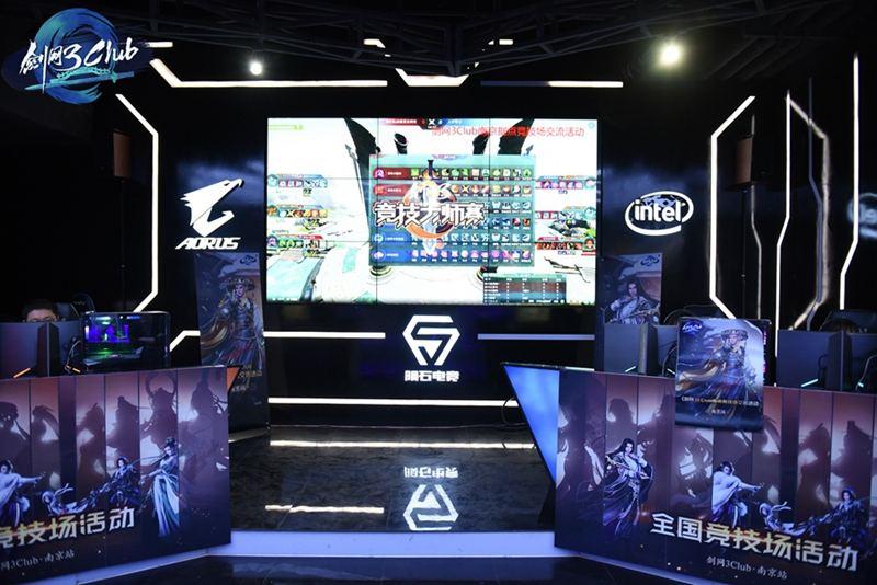 直击《剑网3》大师赛决赛现场 线上选座今日开启