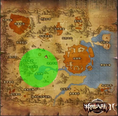 世界之树大危机《神魔大陆2》新资料片5月16日上线!
