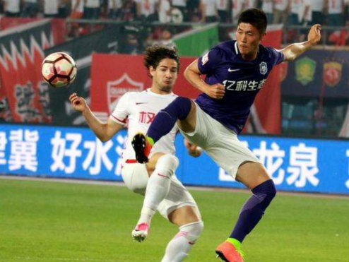 同乐城TLC体育中超推荐 天津亿利VS上海申花前瞻