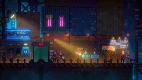 《迷雾侦探》评测 赛博朋克版的《清明上河图》