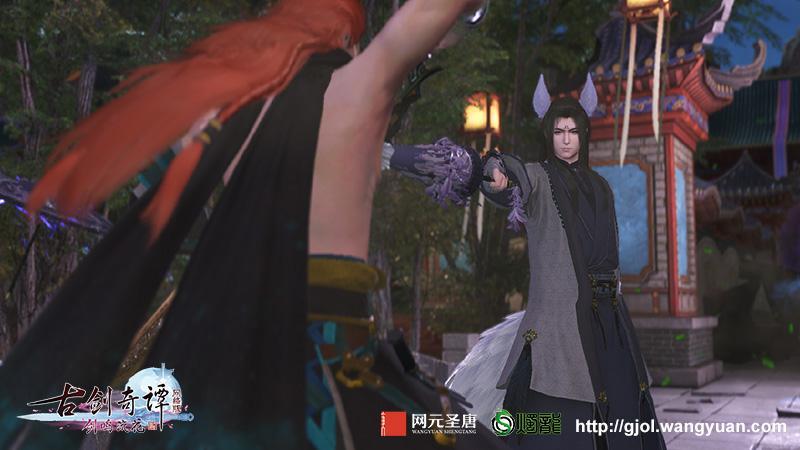 一个人物一段传奇,《古剑奇谭网络版》里的铸剑狂人钟无痴