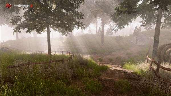 《生死狙击2》多张场景新图曝光 超细腻画质打造最优体验