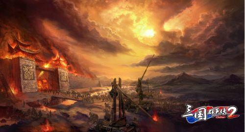 《三国群英传2OL》预约站已开启,火热预约进行时!
