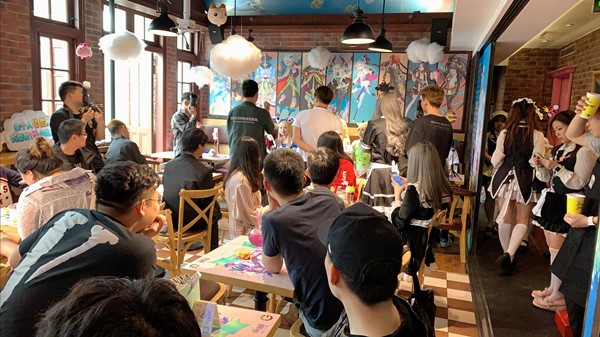 彩虹岛联动萌果酱咖啡厅,线下游园会福利回馈