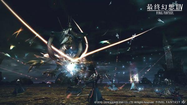 《最终幻想14》4.5新版英雄挽歌5月28日国服上线